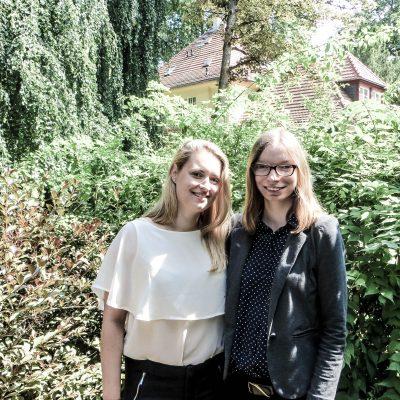 Mia & Franziska