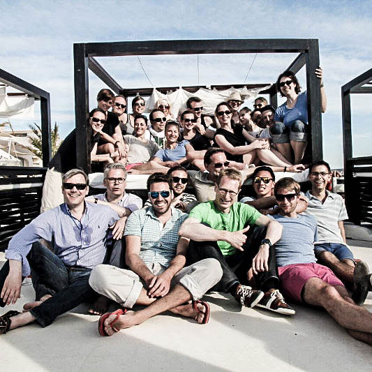 Greenfort auf Mallorca 2015