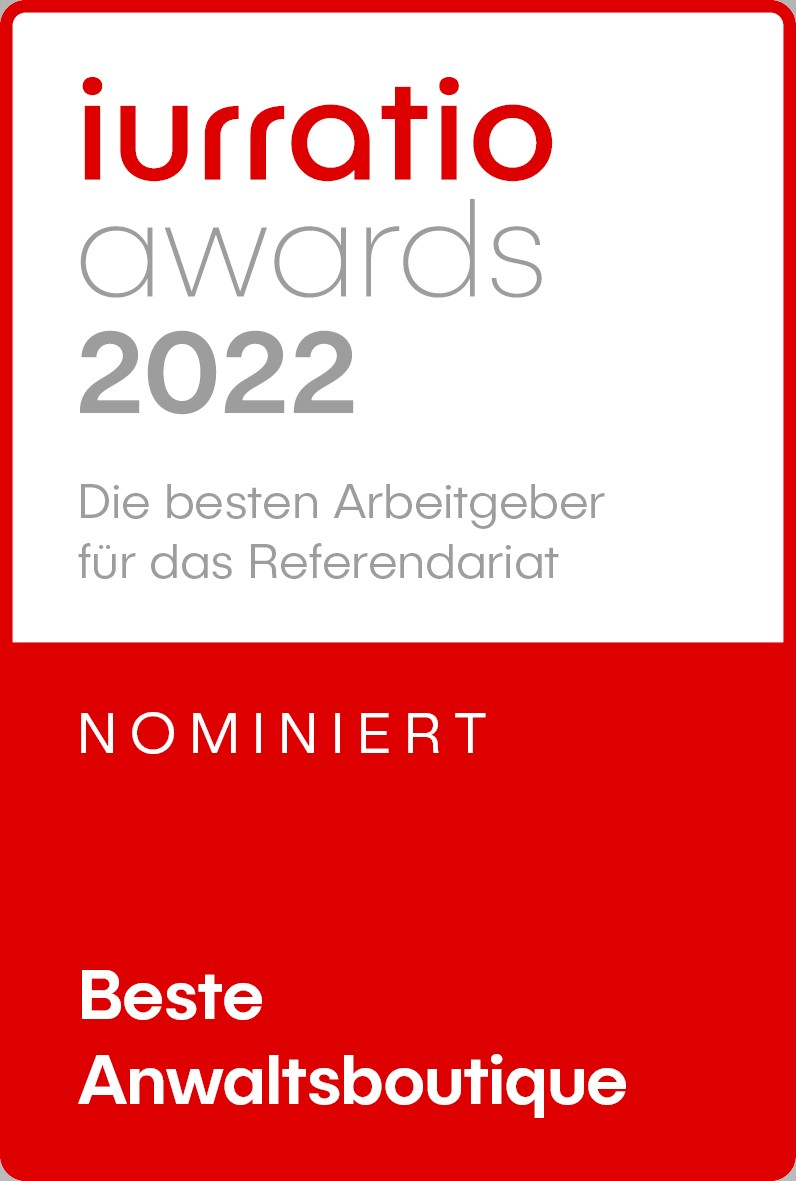 iurratio awards - Siegel 2022